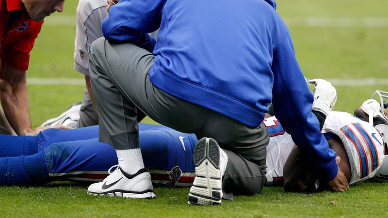 NFL 2012: Which Teams Actually Had Injuries, And Which Teams Just Lied?