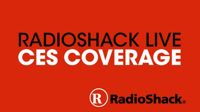 Live from CES, It's Gizmodo and RadioShack