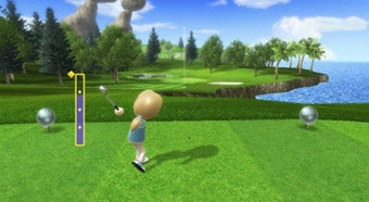 Why Golf Is In Wii Sports Resort