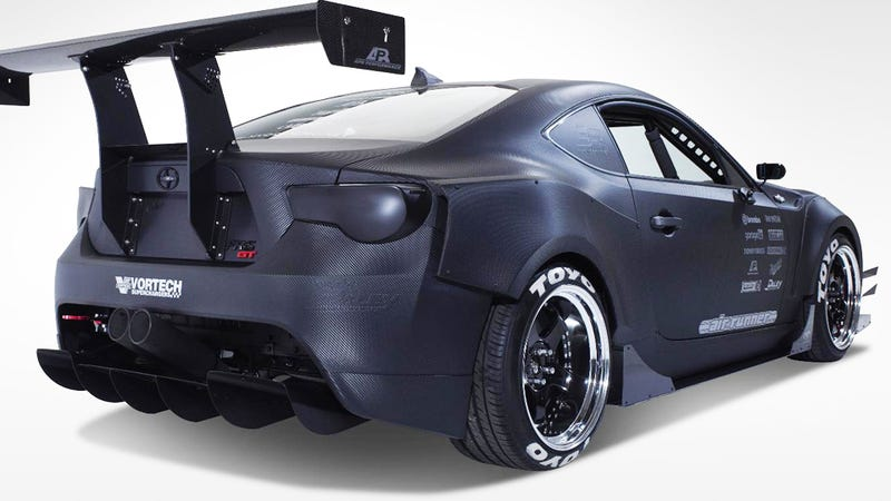 Scion Finally Brings Peformance Cars To SEMA