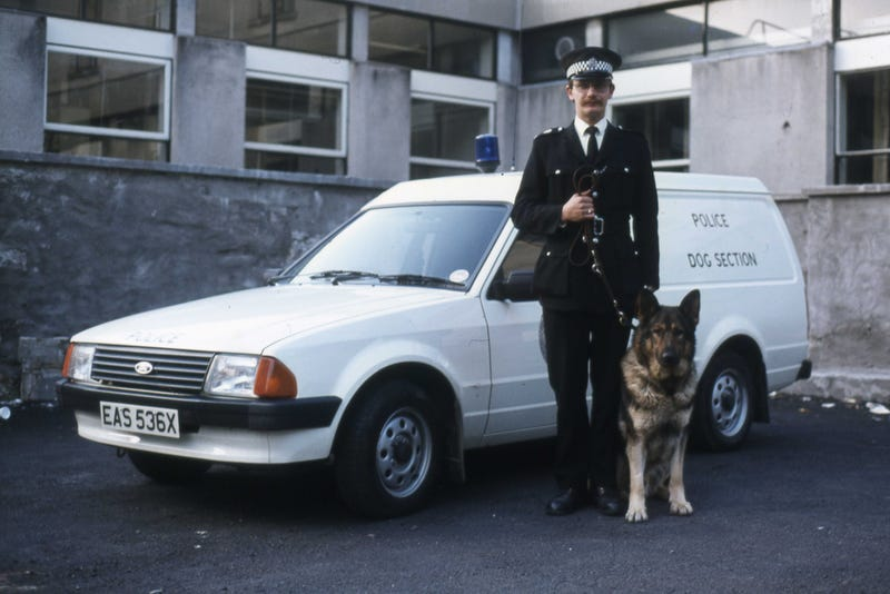 These Vintage Photos Capture Life In Britain's Strangest Police Force