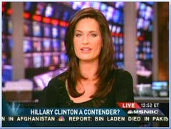MSNBC Recommends Botox For Hillary
