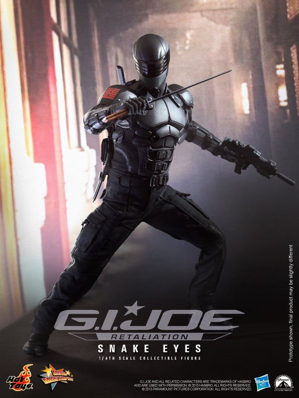 A GI Joe Action Figure To Make Your Inner Eight Year-Old Squeal