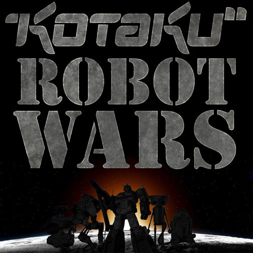 Kotaku Robot Wars: The Beginning