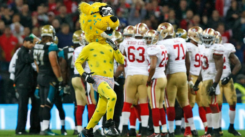 Sources: Some Jaguars Players Got Beat Up In London After Sunday's Game