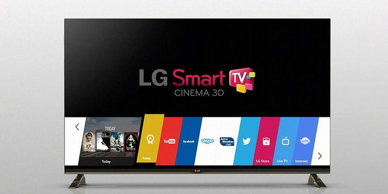 LG UB9800 UltraHD TV Review: This Picture's Not Worth the Price