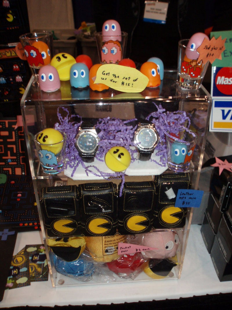This Is Entirely Way Too Much Pac-Man Stuff, Namco