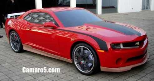 2010 Chevrolet Camaro Ogled By Forum Members - New Info Leaked