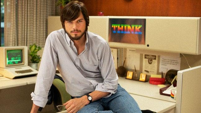 Ashton Kutcher, en el hospital tras seguir la dieta de Steve Jobs