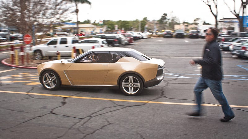 We drive the Nissan IDx Concepts