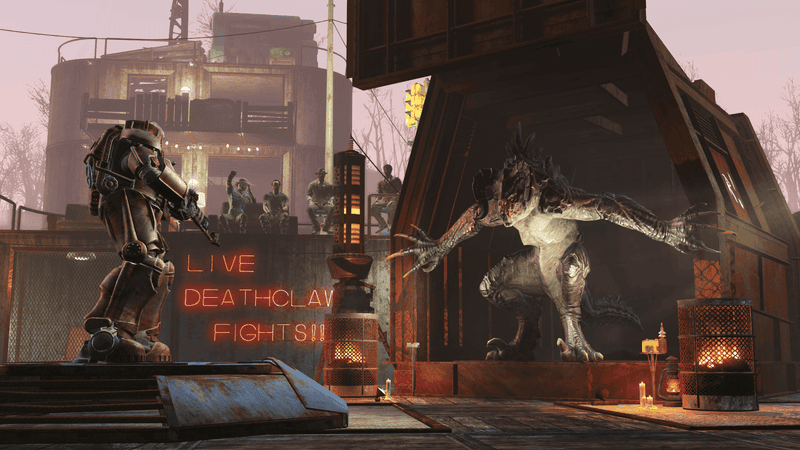 Fallout 4 Getting Enhanced Survival Mode, Patch 1.03 Now Live