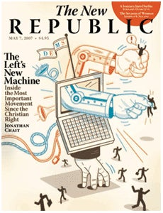 The Incredible Shrinking 'New Republic'