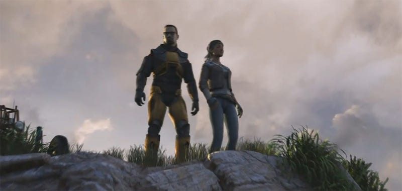 Please, God, Let Somebody Make A Half-Life 2 Movie Like This
