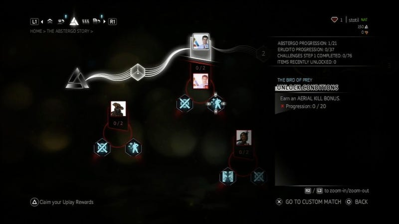 Assassin's Creed III's Multiplayer Isn't Evil. It's Just Pretending.