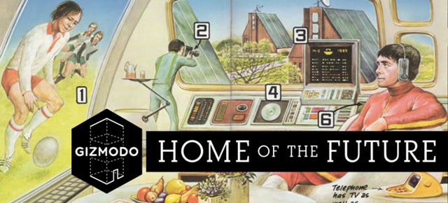 Welcome to the Living Room of the Future