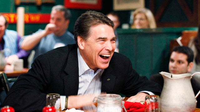 Rick Perry Hates Abortion More Than Ever, After Watching a Movie
