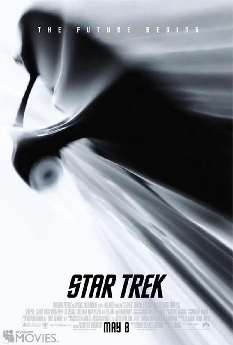 Star Trek's British Fans Get A Raw Deal With New Posters