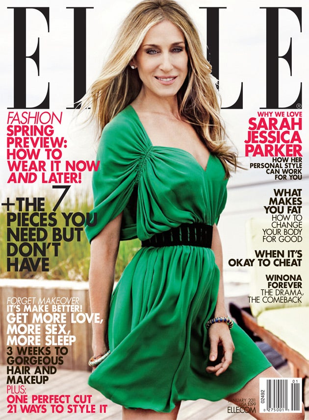 "Sarah Jessica Parker Doesn't Know What To ""Do"" About Aging"