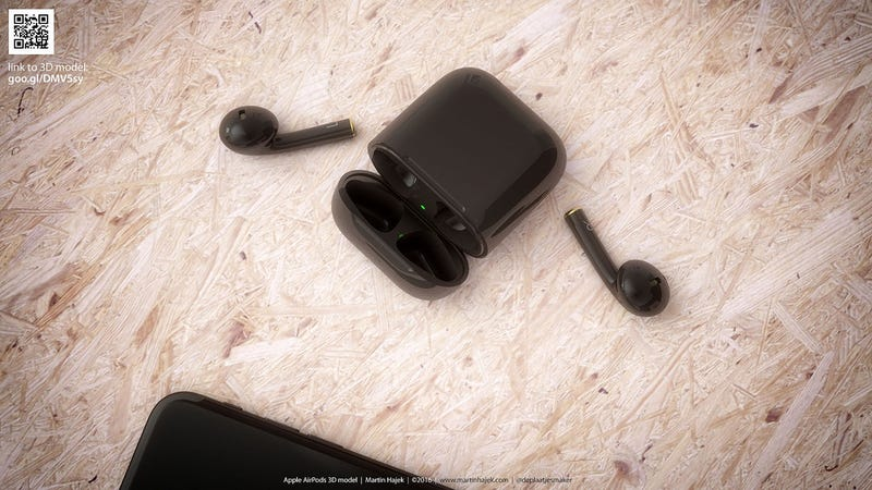 Black AirPods Would Have Been Fantastic