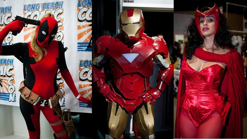 The Most Amazing and Inspirational Cosplay from Long Beach Comic Con 2012!