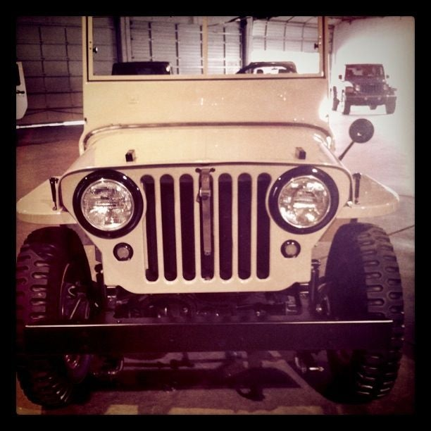 2012 Jeep Wrangler: First Drive