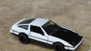 [CUSTOM] A Little Something Different - Initial D Nissan 300 ZX