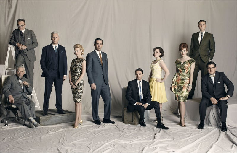 Is Mad Men's Promo Material Giving Away Plot Points?