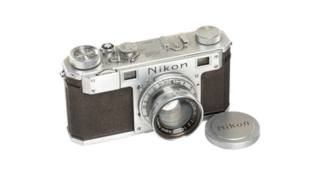 The World's Oldest-Surviving Nikon is Going Under the Hammer