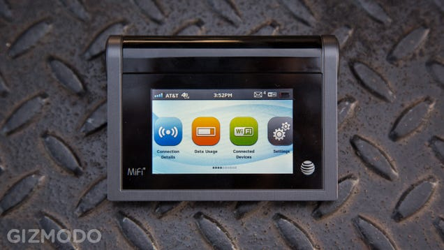 AT&T MiFi Liberate: The Best Mobile Hotspot I've Ever Used