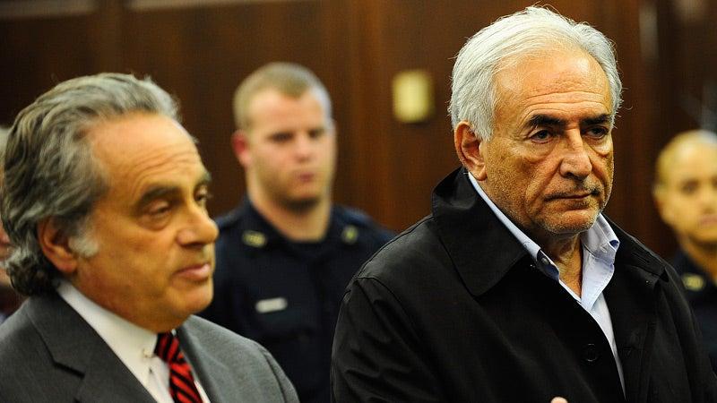 Dominique Strauss-Kahn Denied Bail