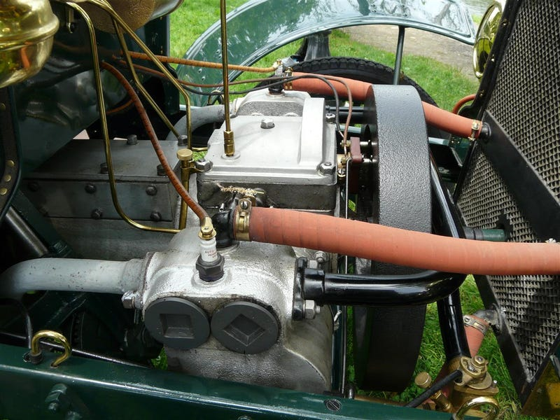 1908 Maxwell LC Tourabout: Subaru Boxer's Great-Great-Grandpappy