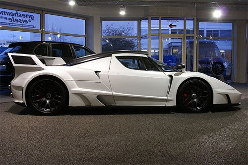Gemballa MIG-U1 Tunes Ferrari Enzo Up To 11