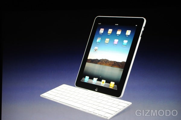 How to Use the iPad Interface