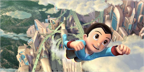 The Next Best Thing To Tezuka's Verdict On The Astro Boy Movie?