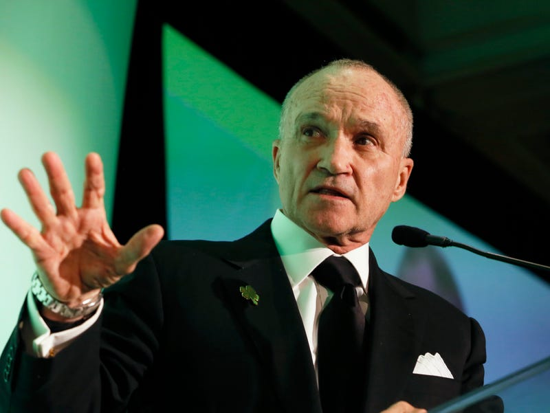 Former NYPD Commissioner Ray Kelly Complains That Police Protests 'Depress' Cops