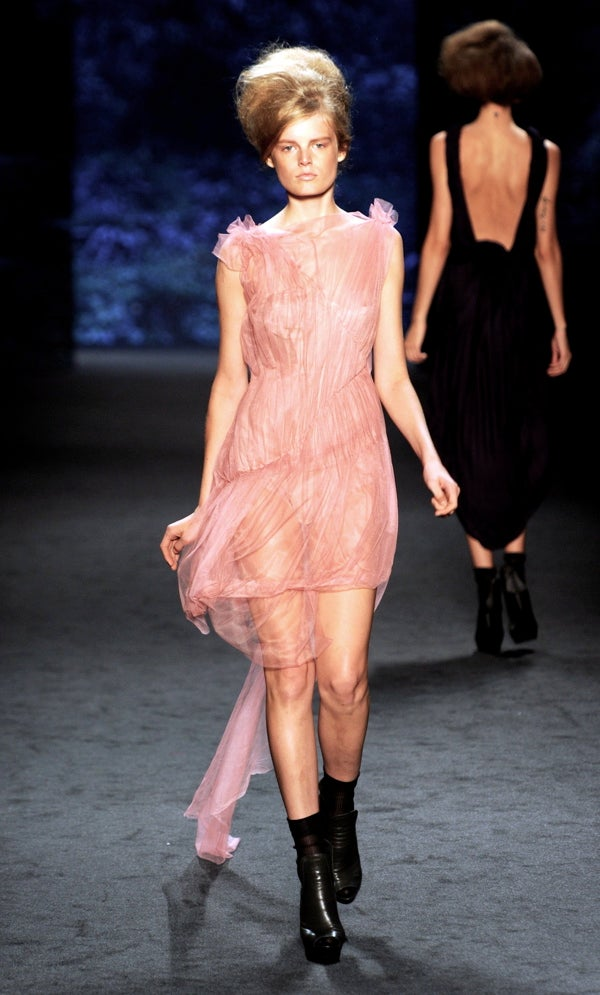 Soft Deconstruction With Vera Wang