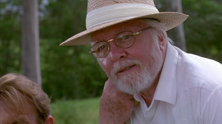 Richard Attenborough Dies at 90. Let's All Watch Jurassic Park.