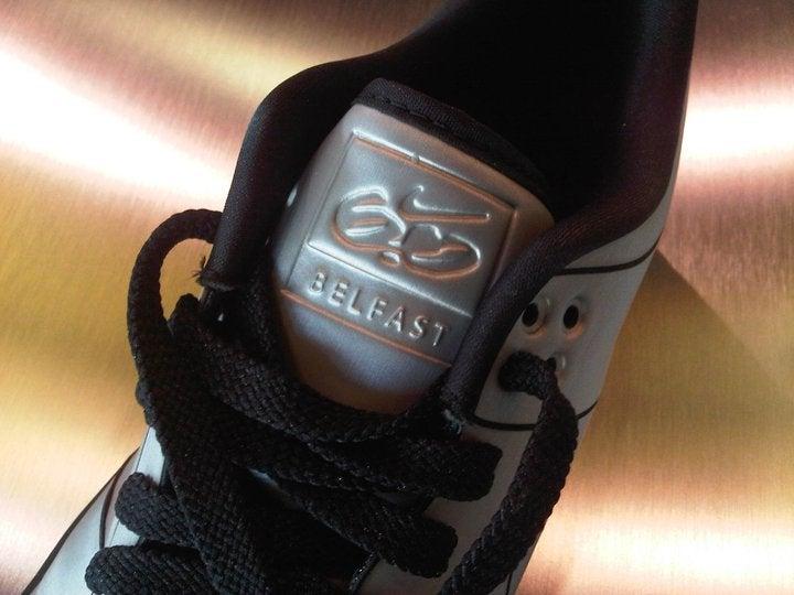 DeLorean Nike 6.0 Dunk Shoes