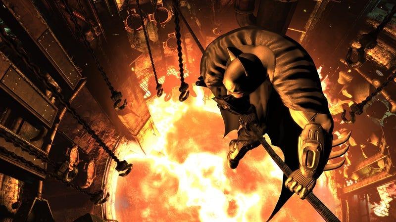 Batman: Arkham City Hits Oct. 18