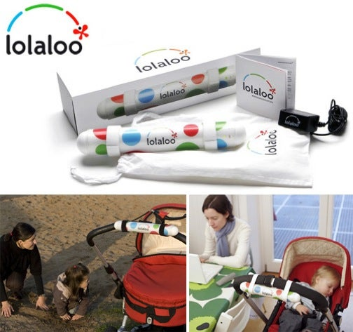 The Lolaloo Rocks Your Baby To Sleep So You Don't Have To