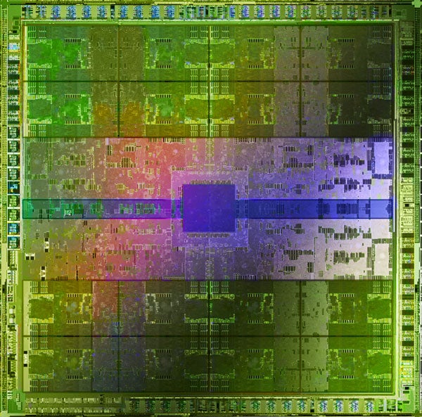 Nvidia Fermi Next-Gen Graphics Architecture Has 512 Cores for Radioactively Melting Faces