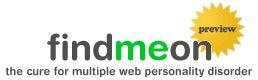 FindMeOn.com identity aggregator