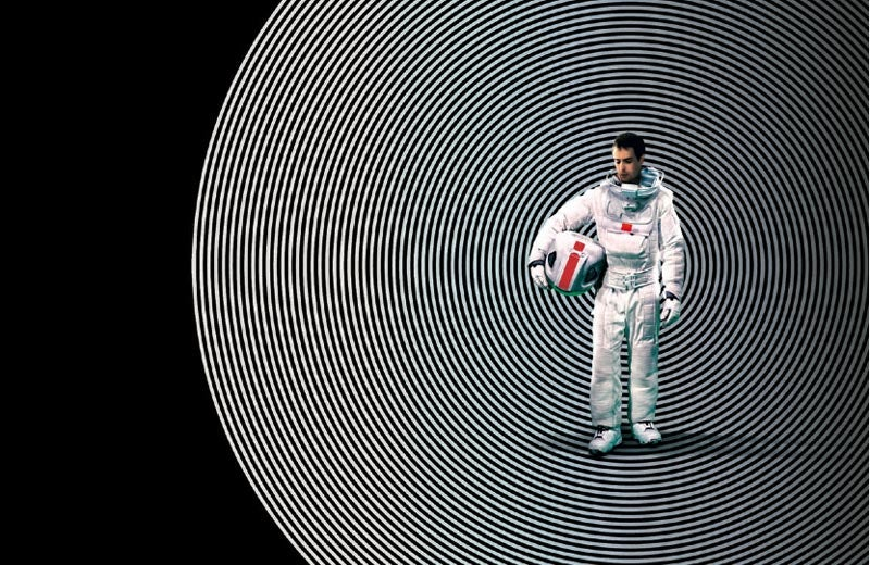 Sam Rockwell's Lunar Bullseye Is Trippy, Isolating