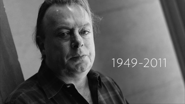 And Now He's Dead: Christopher Hitchens