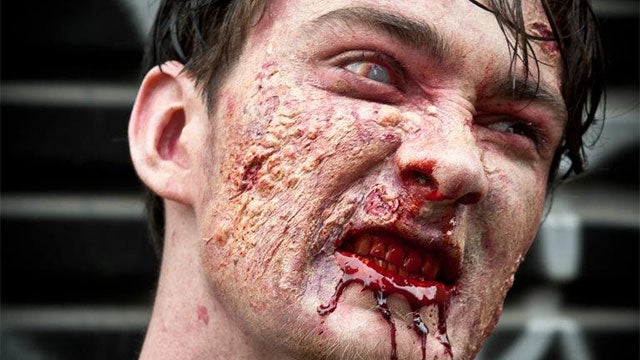 You Can Play a Zombie Shooter in Real Life. It Looks Insane.