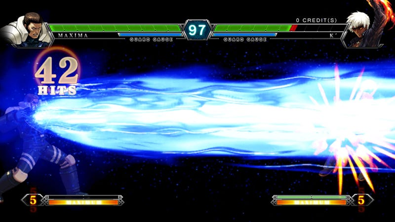 Atlus' King of Fighters XIII News is an Excellent Reason to Look at Mai