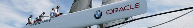 Anyone Have a Spare $10 Million Racing Yacht Mast Lying Around?