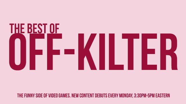 Check Out What's New On Off-Kilter, Our Very Own Comedy Section