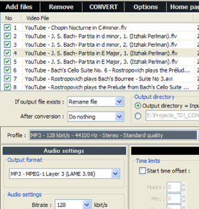 Pazera Free Audio Extractor Rips Audio from Any Video