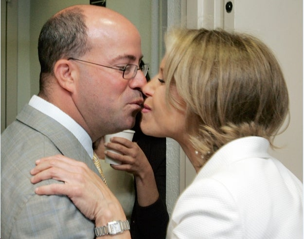 Jeff Zucker and Katie Couric May Form Castaway Coalition